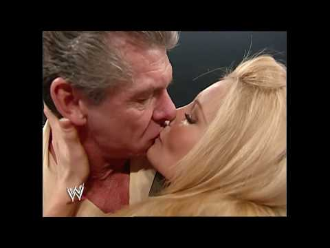 Mr. McMahon and Sable kiss | SmackDown October 16, 2003