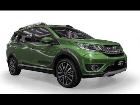 2017 Honda BRV - Test Drive - Interior Exterior Review - YouTube