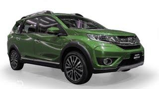 2017 honda brv test drive interior exterior review