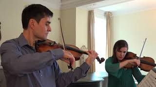 Csaba Koczó & Theresa Rudolph - Livestream *Fundraiser for St. Michael's Hospital