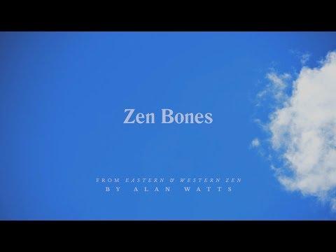 Alan Watts - Eastern & Western Zen - Zen Bones (Full Talk)