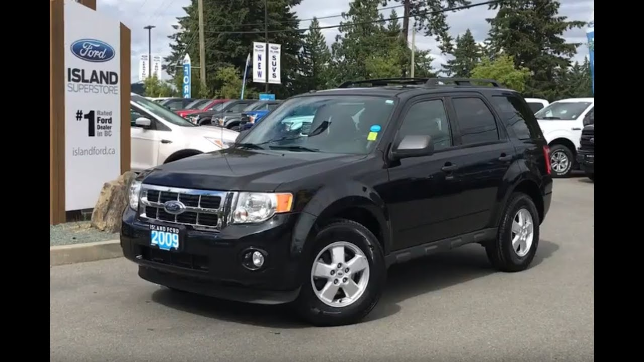 2009 Ford Escape Read Owner And Expert Reviews Prices Specs
