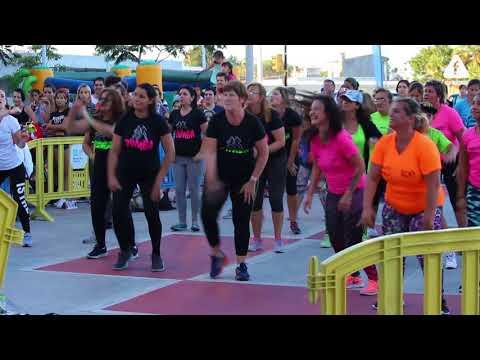 Montevideo Fitness en Plaza Huelga General