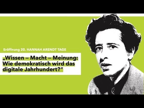 Hannah-Arendt-Tage: