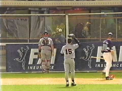Perth Heat vs Brisbane Bandits - 97/98 ABL Australian Baseball League -