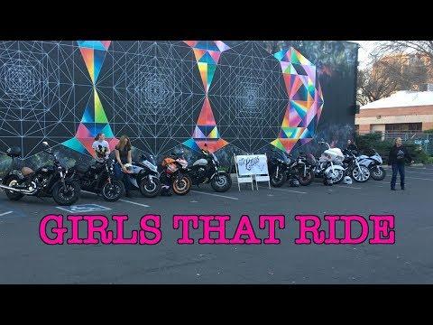 Ride with the Sacramento Litas