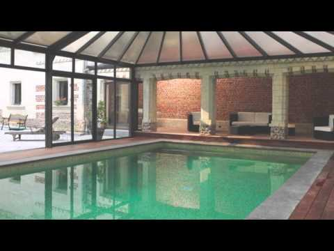 L'abri de piscine en 2013 par IMPORT GARDEN- Pool enclosure in 2013 by IMPORT GARDEN