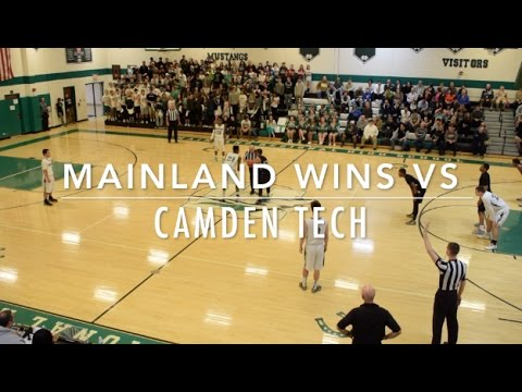 Mainland Wins vs Camden Tech