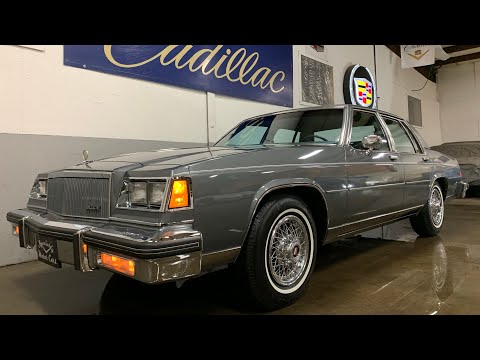 1985 Buick Lesabre Limited Collectors Edition For Sale Specialty Motor Cars 58k Mile 1 Owner Electra