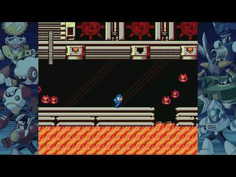 LP Mega Man Legacy Collection 2 part 31 - MM10 - The Worst Of The Worst  