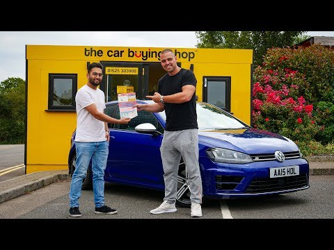 This Guy WON My Car For Just £19.50!