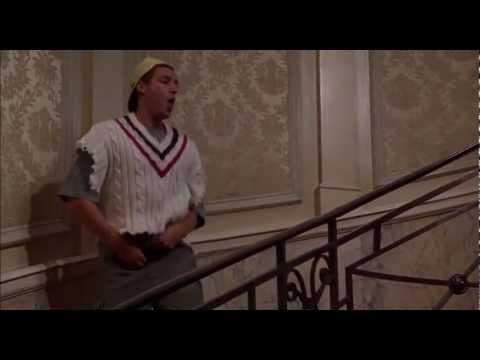 Billy Madison (Adam Sandler) bailando