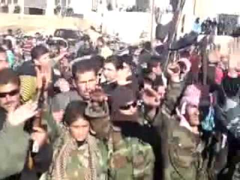 1459dd985 Free Syrian Army getting attention - Syria Comment