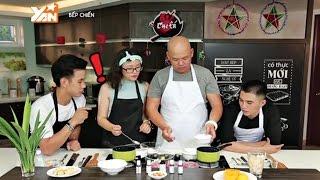 bếp chiến || tập 12 (2016): will và khách mời lincoln thúc lĩnh