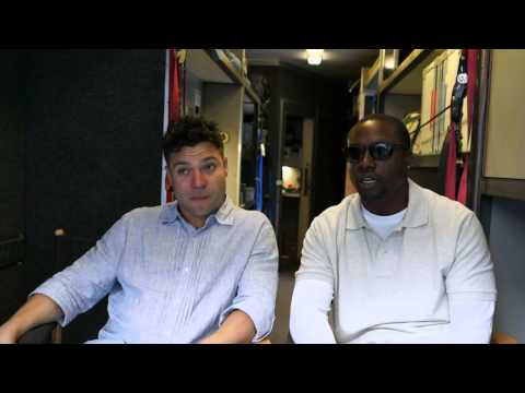 Don Jon: Rob Brown And Jeremy Luke On Working With Joseph GordonLevitt 2013 Movie Behind the s