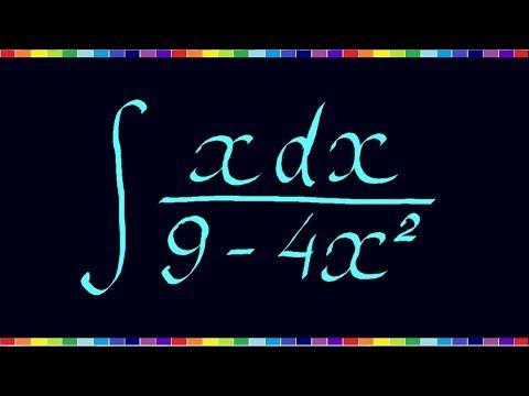 Решение неопределенного интеграла - Online-