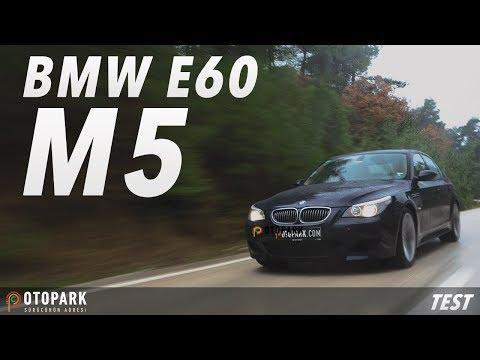 BMW E60 M5 | TEST | V10 Senfonisi
