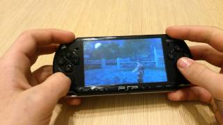 Brothers in Arms. D-Day PSP Gameplay