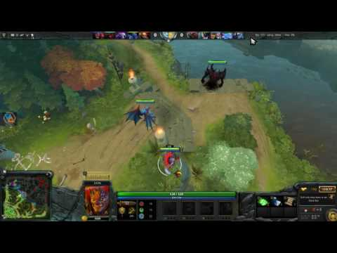 Dota 2 Solo Ranked Match Open MMR (TBD Game 1 and 2) SEA  | Indonesia As Lion and Lina