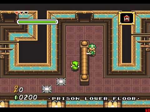 The Legend of Zelda: Parallel Worlds (Part 1)
