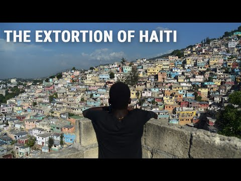 The Extortion of Haiti by the French