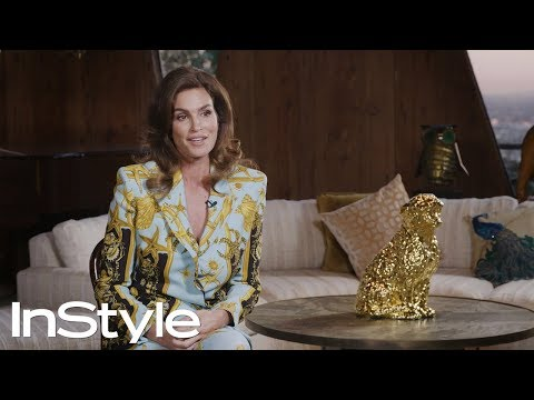 Cindy Crawford on the Power of Gianni Versace and That Moment Last Fashion Week | InStyle