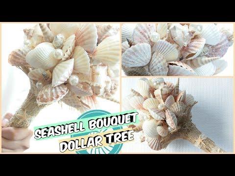 dollar-tree-seashell-bouquet-tutorial-d.i.y