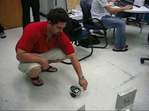 Robot Programming - Team 3, FIU Miami