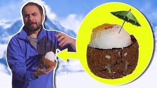 Açık Büfe + Kar ile En iyi Tatlıyı Kim Yapacak?