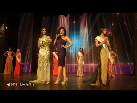 Miss Multinational 2017-18 Top 5 Finalist