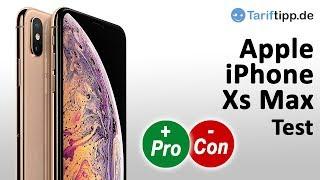 Apple iPhone Xs Max | Test deutsch