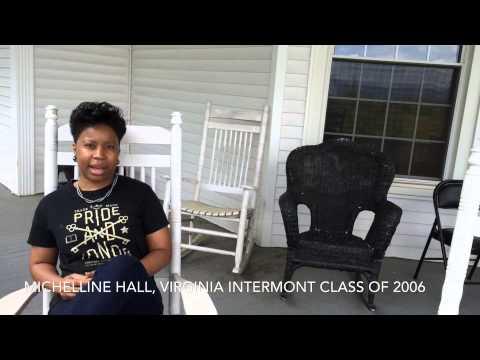 The Final Exam at Virginia Intermont College /  5.3.14