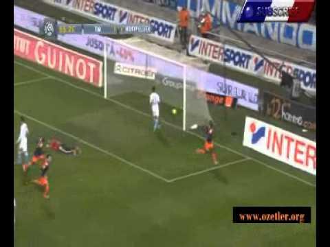 19 Ocak 2013 Marsilya 3-2 Montpellier Maç Özeti