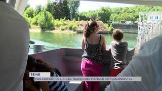 Yvelines | Seine : des croisières sur les traces des impressionnistes