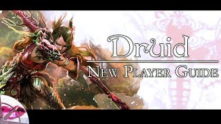 Guild Wars 2 New Player Guide | Druid Elite Specialisation | The Krytan Herald