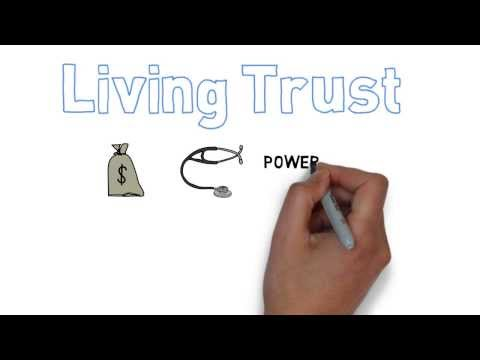 Utah Living Trusts   Steve Love Attorney at Law Whiteboard Animation Video
