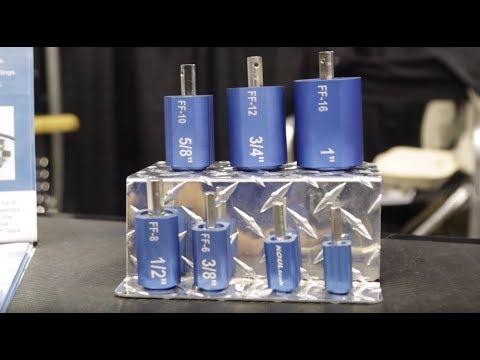 PRI 2018: KoulTools New Fitting Fixer And Line Lapper