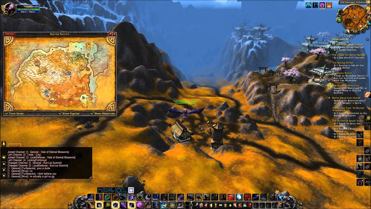 Reins of the Traveler's Tundra Mammoth - World of Warcraft