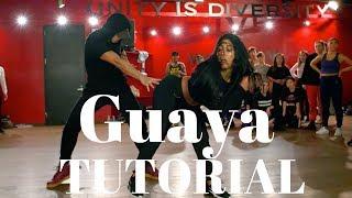 Guaya - Eva Simons DANCE TUTORIAL | Dana Alexa Choreography