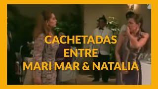 Marimar (Thalia) vs Natalia.