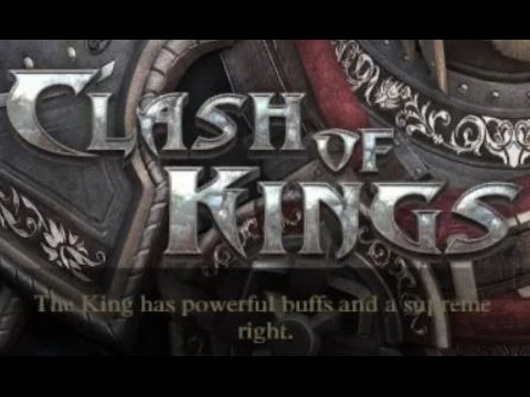 Clash Of Kings Tutorial Gameplay [Android/iOS]