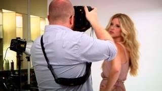 Bob Steele Salon behind the scenes 2012 photo shoot