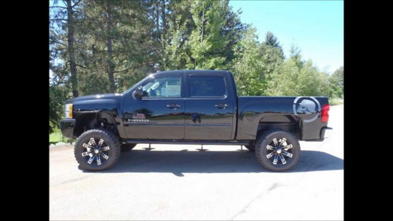 Rocky Ridge Trucks For Sale >> 2012 Chevy Silverado Rocky Ridge Metal Mulisha Conversion ...