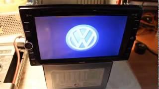 MYSTERY MDD 6280NV Не работает экран но работает радио