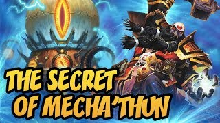 The Secret Of Mecha'thun! Wild Mecha