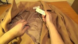 Осеннее пальто с сайта Aliexpress за 20.23$ Дешево)))(, 2014-01-20T10:00:01.000Z)