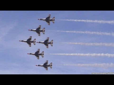 2015 U.S.A.F. Thunderbirds