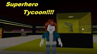 Roblox- Superhero Tycoon (Ep.4Part2)
