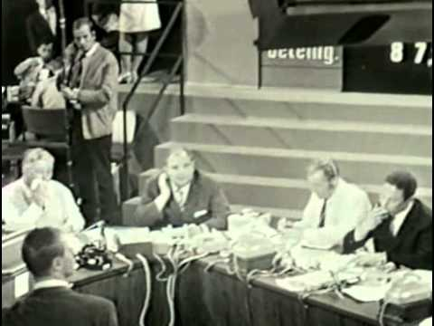 Fernsehpannen an Wahlabenden