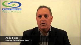 Andy Biggs for 2014 State Senate LD12 - Question 4